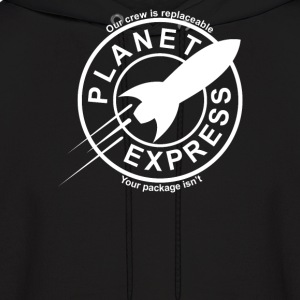 PLANET EXPRESS 2 - Men's Hoodie