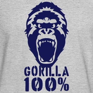 gorilla 100 2502 Long Sleeve Shirts - Men's Long Sleeve T-Shirt
