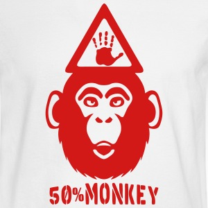 monkey 50 2502 Long Sleeve Shirts - Men's Long Sleeve T-Shirt