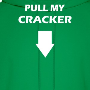 Pull My Cracker - Men's Hoodie