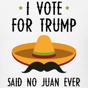 Trump Juan - Men's T-Shirt