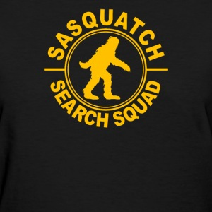 Sasquatch  - Women's T-Shirt