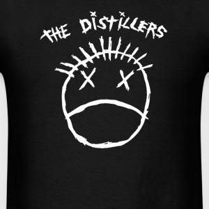 The Distillers Punk Rock - Men's T-Shirt