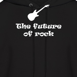The Future of Rock - Men's Hoodie