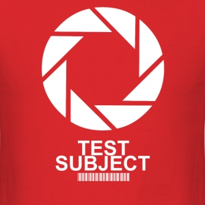 TEST SUBJECT 2 - Men's T-Shirt