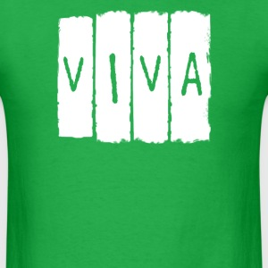 Viva Black  - Men's T-Shirt
