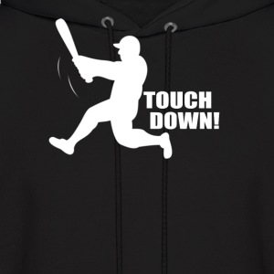 TOUCH DOWN - Men's Hoodie