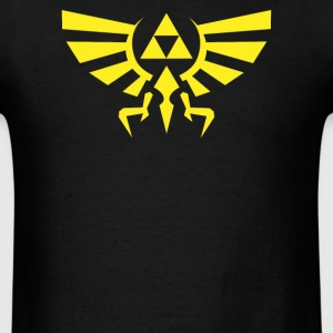 zelda Triforce  - Men's T-Shirt