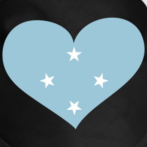 Micronesia Heart; Love Micronesia Other - Dog Bandana