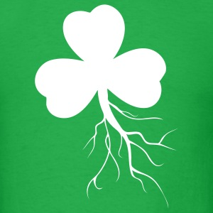 Irish Roots - Men's T-Shirt