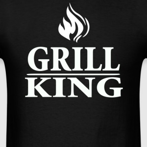 Grill King - Men's T-Shirt