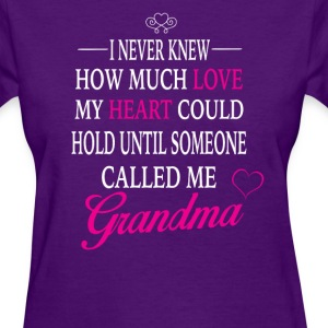 Grandma - Women's T-Shirt