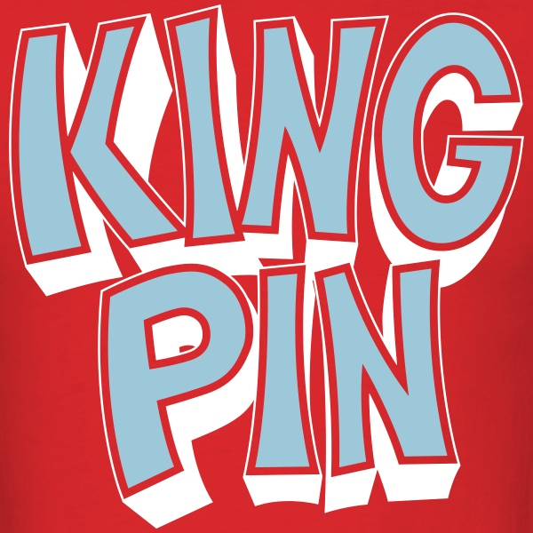 King Pin - Men's T-Shirt