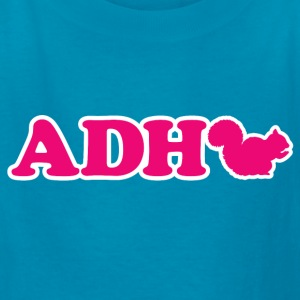 ADHD Squirrel Kids' Shirts - Kids' T-Shirt
