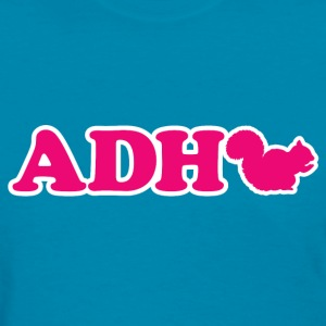 ADHD Squirrel T-Shirts - Women's T-Shirt
