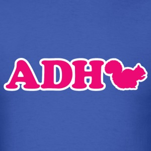 ADHD Squirrel T-Shirts - Men's T-Shirt