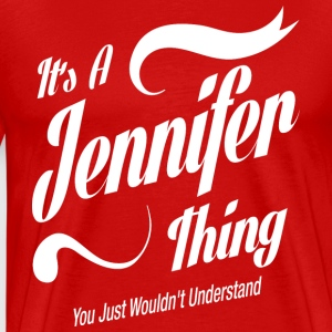 JENNIFER THING - Men's Premium T-Shirt