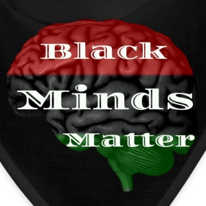 Black Minds Matter Caps - Bandana