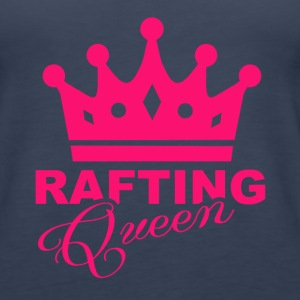 Rafting Queen - Women's Premium Tank Top