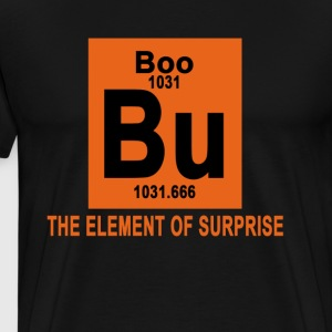 the_element_of_surprise_boo_bu_ - Men's Premium T-Shirt
