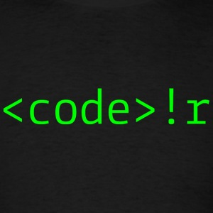 Code Banger - Homebrew - Men's T-Shirt