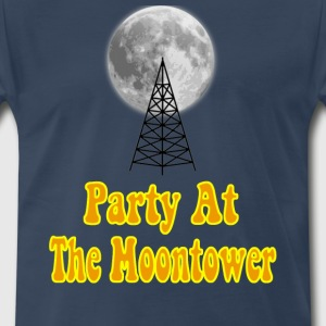 Party At The Moontower - Dazed And Confused T-Shirts - Men's Premium T-Shirt