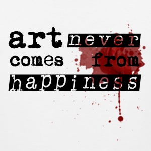 Art Comes From Happiness Sportswear - Men's Premium Tank