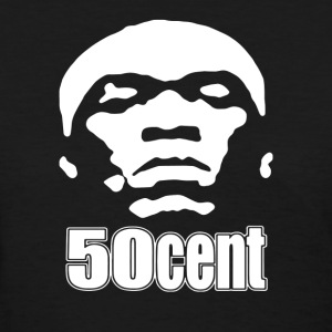 50 Cent Stencil - Women's T-Shirt