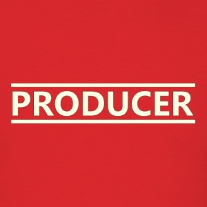producer - Men's T-Shirt