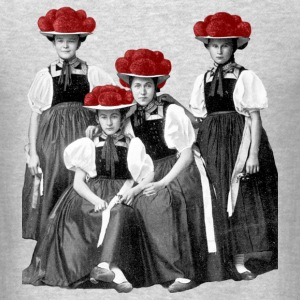 Black Forest Girls - Men's T-Shirt
