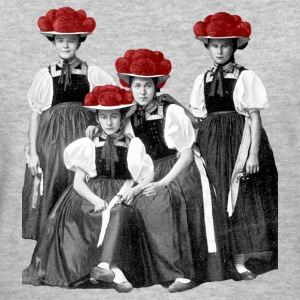 Black Forest Girls - Women's T-Shirt