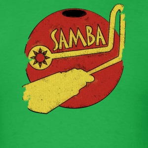 Samba Very Old - Men's T-Shirt