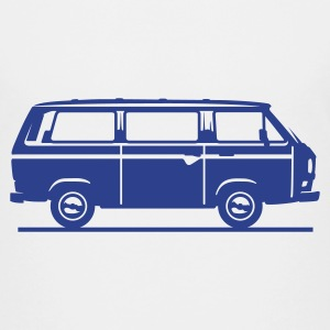 T3 - Drive by Bus (+ your Text) Kids' Shirts - Kids' Premium T-Shirt