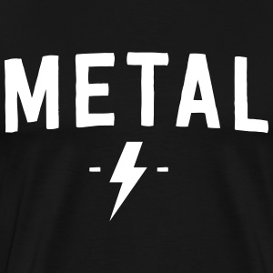 Metal Rock T-Shirts - Men's Premium T-Shirt