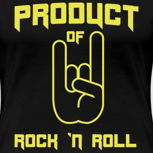Product of Rock n roll T-Shirts - Women's Premium T-Shirt