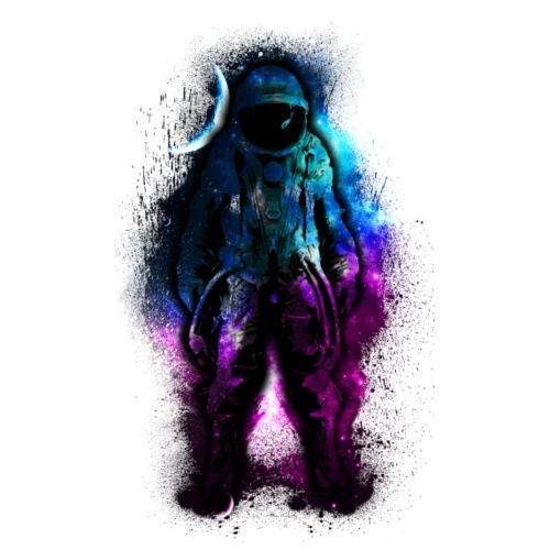 Space Nebula Astronaut