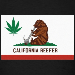 CALIFORNIA REEFER T-Shirts - Men's T-Shirt