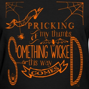 WICKED HALLOWEEN T-Shirts - Women's T-Shirt