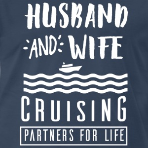 Husband and wife T-Shirts - Men's Premium T-Shirt