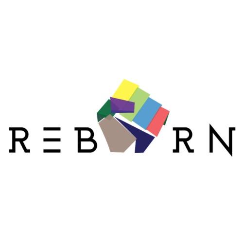 reborn logo fist
