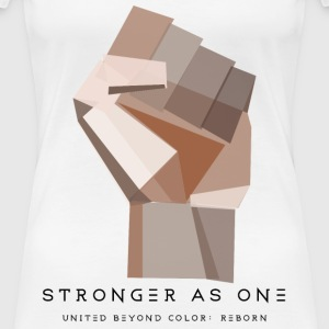 Stronger As One - Women's Premium T-Shirt