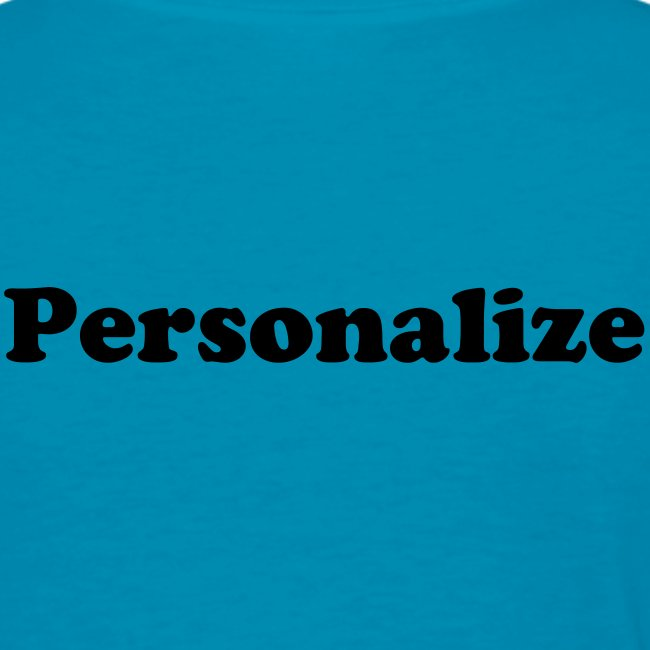 Arizona Women's Relaxed Fit T-Shirt *PERSONALIZE NAME*