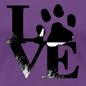 Love Dog T-Shirts - Women's Premium T-Shirt