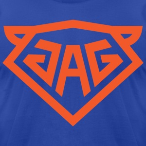 Proud JAG T-Shirts - Men's T-Shirt by American Apparel