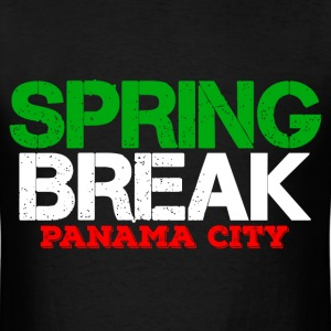SPRING BREAK PANAMA CITY T-Shirts - Men's T-Shirt