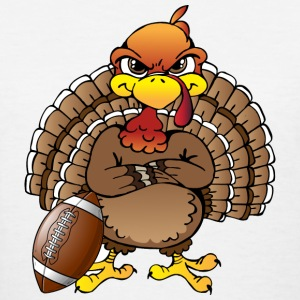thanksgiving football T-Shirts - Women's T-Shirt