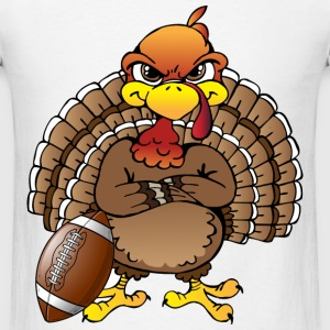thanksgiving football T-Shirts - Men's T-Shirt