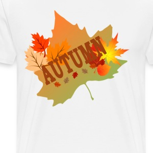 autumn_sweatshirt_ - Men's Premium T-Shirt