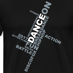 Dance ON T-Shirts - Men's Premium T-Shirt