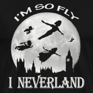 So Fly Neverland T-Shirts - Men's Premium T-Shirt
